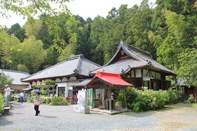 あじさい寺(本堂)