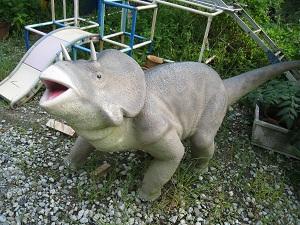 ブルーベリーの郷(恐竜)