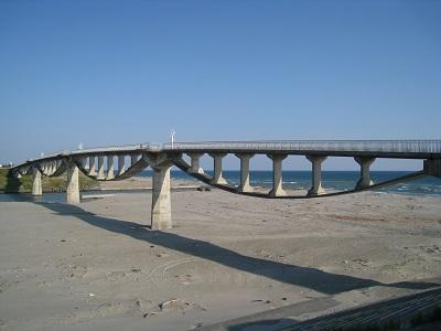 掛川・潮騒橋