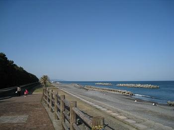 ディスカバリーパーク焼津(駿河湾)
