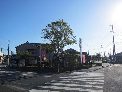 袋井宿(どまん中茶屋)