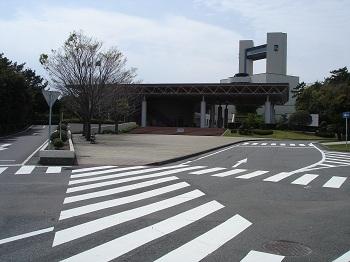 浜岡原子力館(全景)