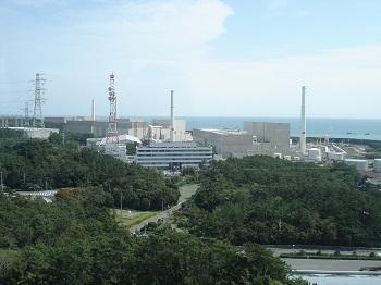 浜岡原子力館(原子力発電所)