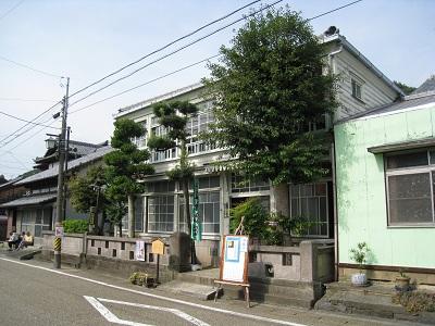 蒲原宿(旧五十嵐邸)