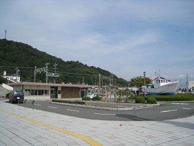 蒲原宿(JR新蒲原駅)