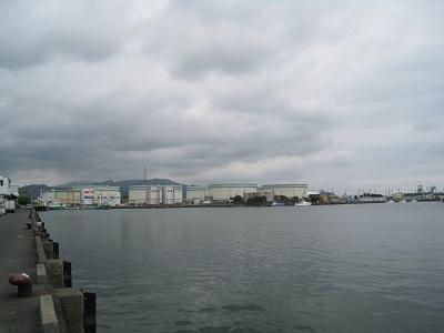 河岸の市(清水港)