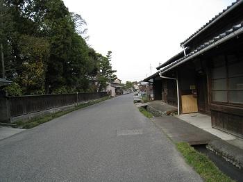 大井川川越遺跡(街並み)