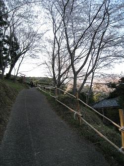 慶寿寺(小道)