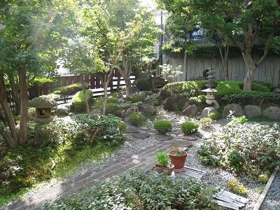 小池邸(日本庭園)