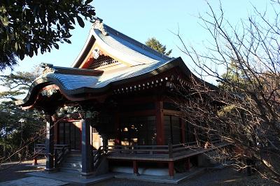 虚空蔵山(香集寺)