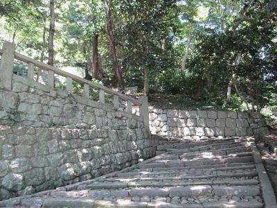 久能山東照宮(石段1)