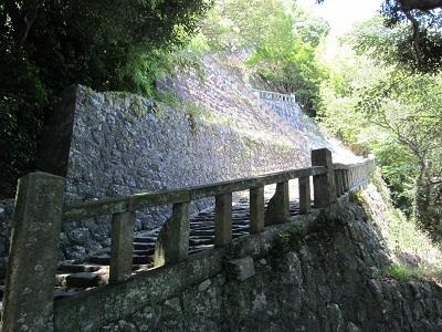 久能山東照宮(石段3)