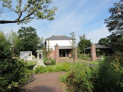 旧赤松家記念館(庭園1)