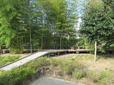 旧赤松家記念館(庭園2)