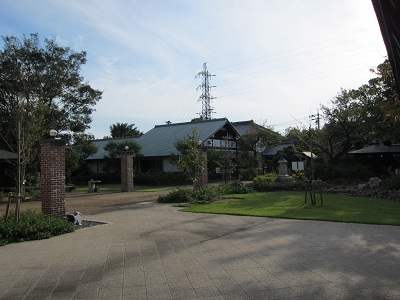 旧赤松家記念館(庭園3)