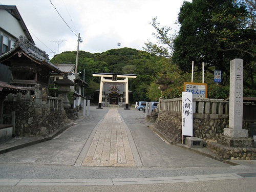 三熊野神社