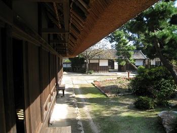 中村家住宅(軒)