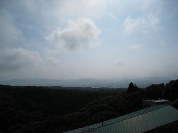 日本平(日本平パークセンターからの眺め)