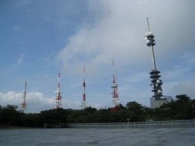 日本平(テレビ電波塔)