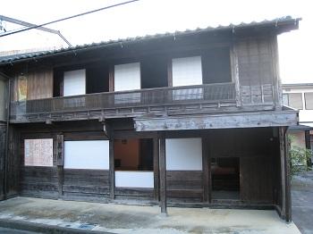 日坂宿(萬屋)