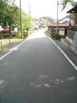 日坂宿(街道)