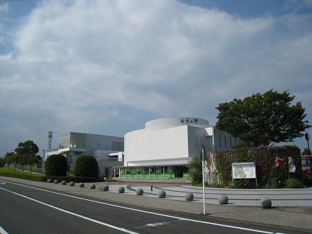 お茶の郷博物館(全景)