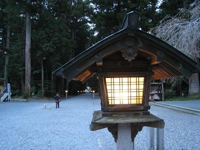 小国神社(灯篭)