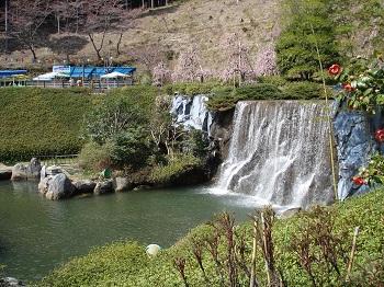 奥山高原(滝)