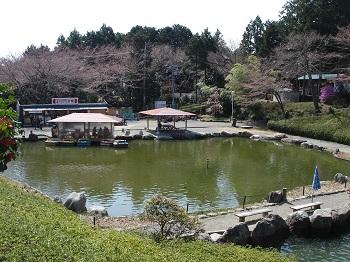 奥山高原(池)