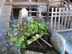 大井神社(龍)