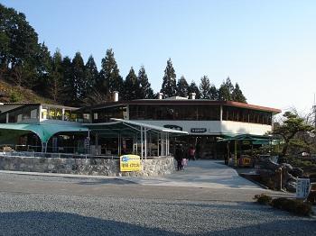 竜ヶ岩洞(レストラン・売店)