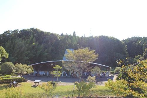 油田の里公園 資料館