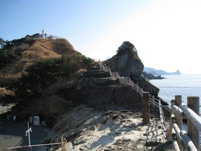 沢田公園露天風呂(岩肌)