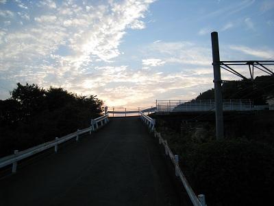 清見寺(跨線橋)
