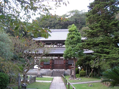 清見寺(仏殿)