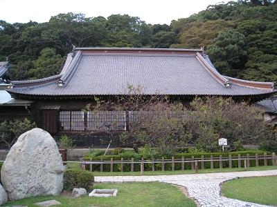 清見寺(大方丈)