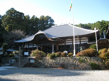 石雲院(本堂)