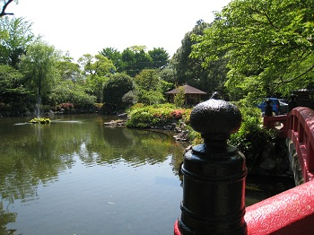 静岡浅間神社(庭園)