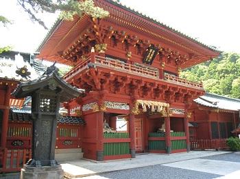 静岡浅間神社(楼門)