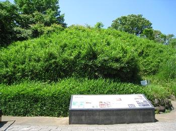 静岡浅間神社(賤機山古墳)