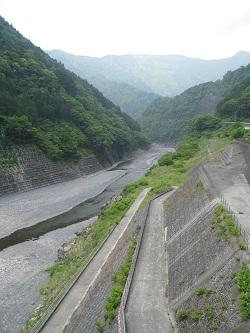 接阻峡-大井川