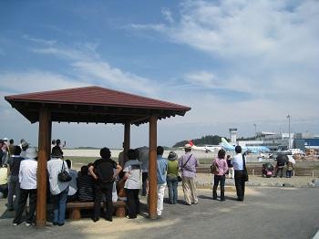 富士山静岡空港(展望所)