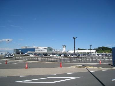富士山静岡空港(富士山静岡空港・全景)