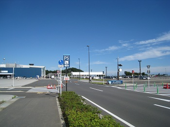 富士山静岡空港(県道408号線・東側)