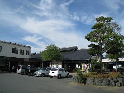 大須賀物産センターサンサンファーム(お土産店)