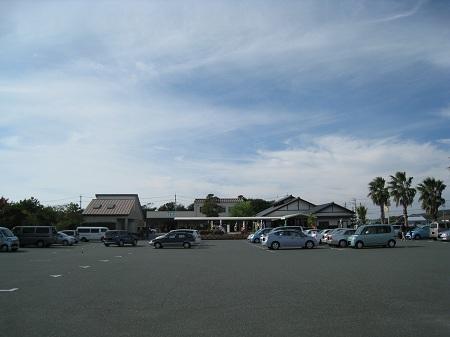 大須賀物産センターサンサンファーム(全景)