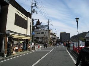 修善寺(街並み)