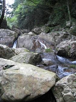 滝ノ谷不動峡(滝)