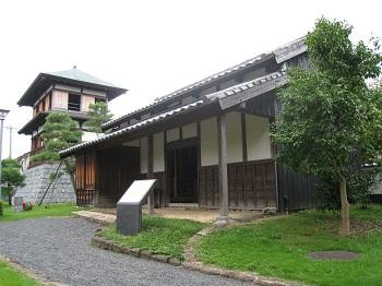 田中城下屋敷