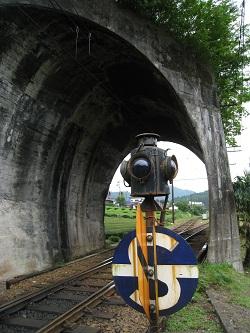 日本一短いトンネル